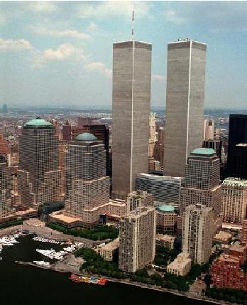 world trade center before © John T. DeStefano 2001